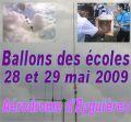 Ballon des écoles 28-29 mai