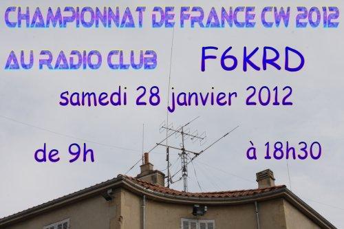 L'ADREF 13 au championnat de France CW à KRD dans concours b5596