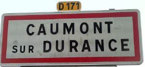 Sixième Topo des Papes à Caumont sur Durance dans ARDF caumont