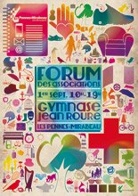 Forum des associations : comment s'y rendre ? dans salons brocantes forum2