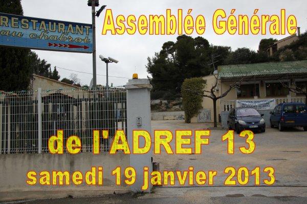 Compte rendu de l'AG de l'ADREF 13 dans activites ag