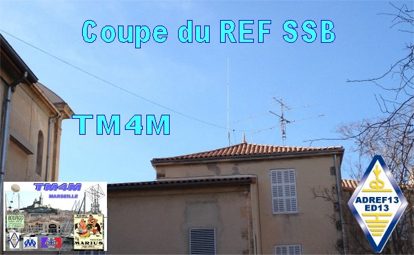Coupe du REF SSB 2013 à KRD dans concours affiche