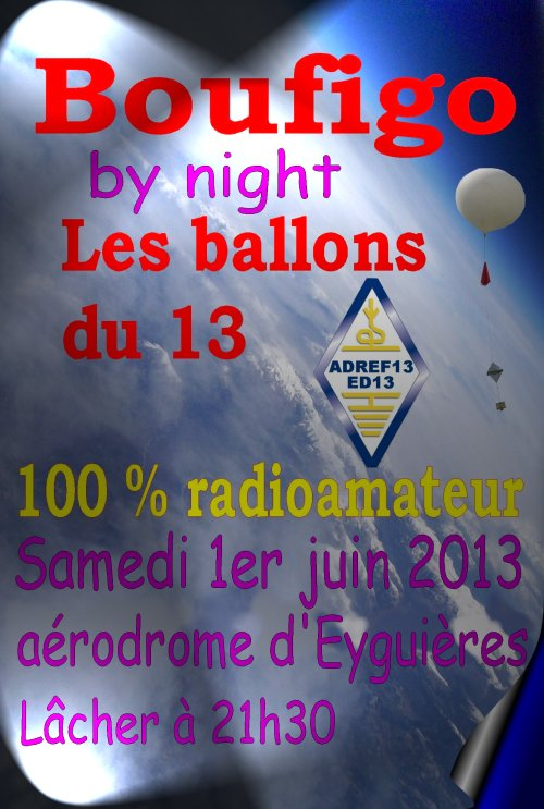 Boufigo 15 by Night ! dans ballon affiche-b15g