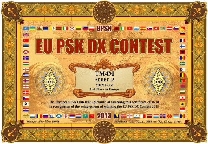 europe dans concours