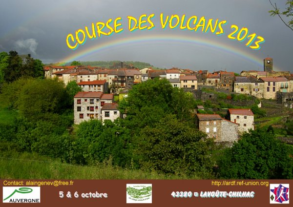Courses des Volcans 2013 dans ARDF affiche-volcans-2013-1