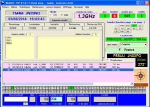 TM4M 1296 Mhz