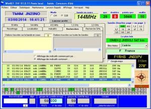TM4M 144 Mhz